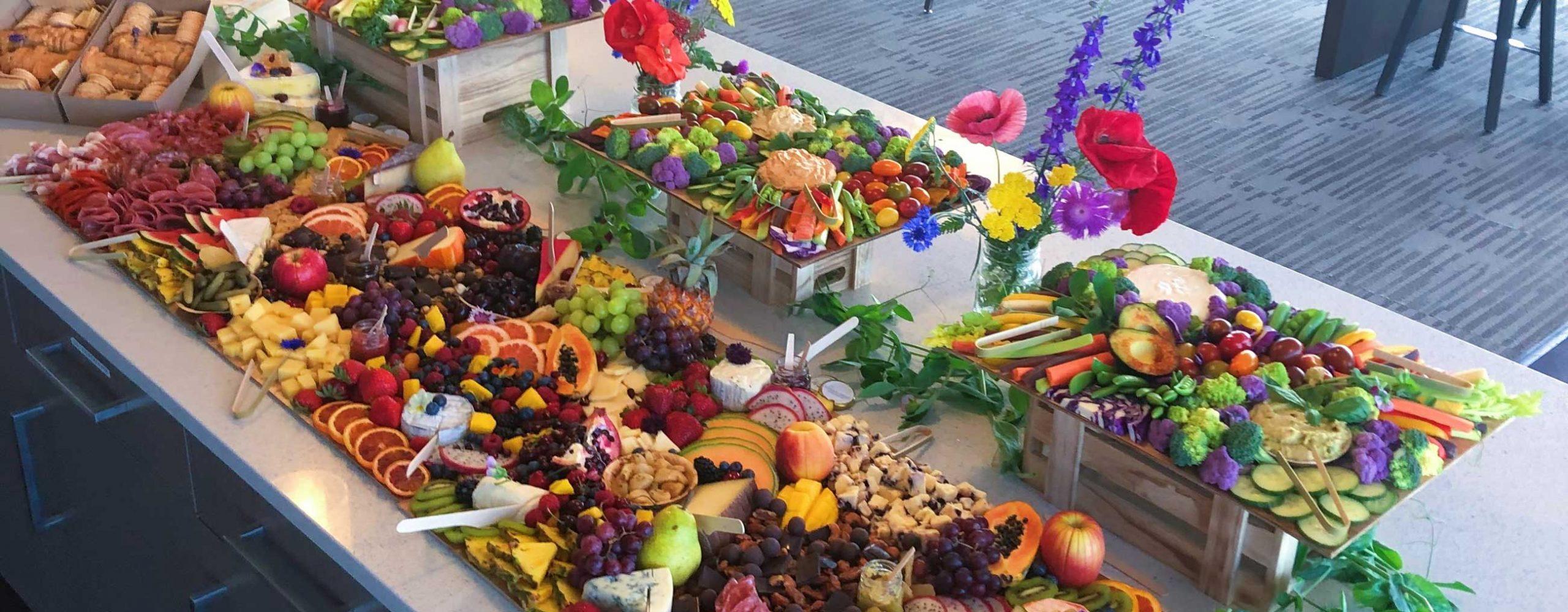 corporate catering denver colorado